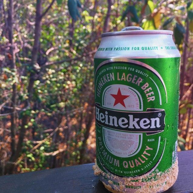 Heineken brew